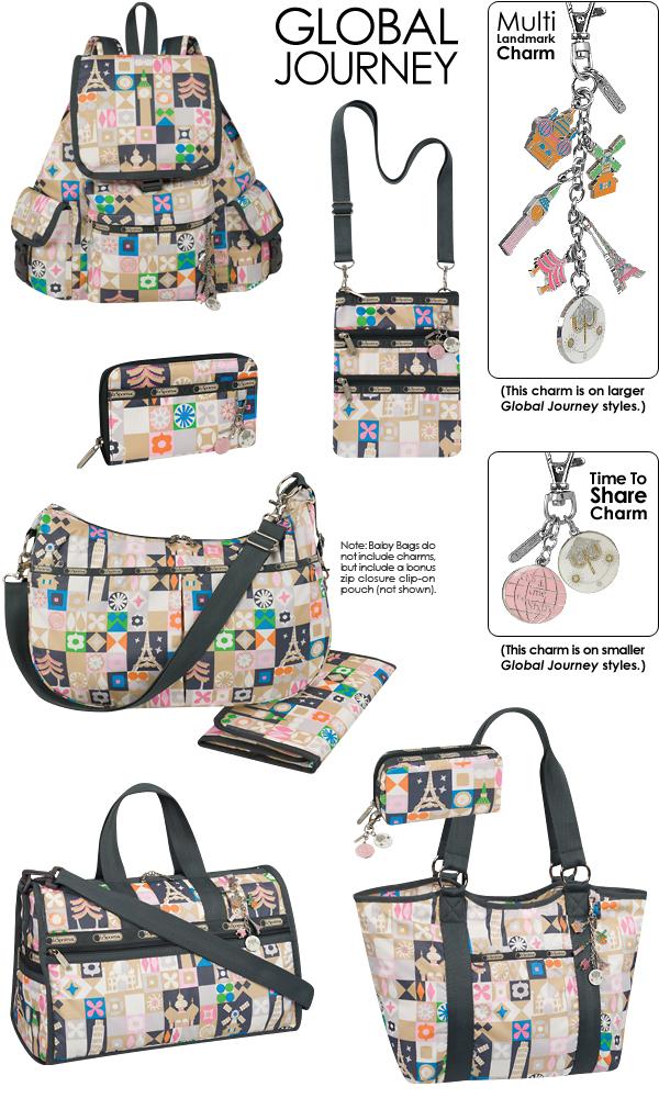 Lesportsac Classic Charm Shoulder Bag 99
