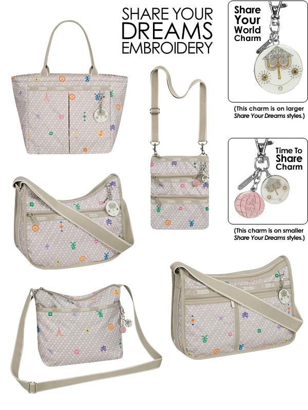 Lesportsac Classic Charm Shoulder Bag 56