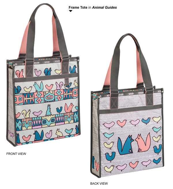 The LeSportsac Around the World print will be available in 16 styles: Rectangular Cosmetic, Travel Cosmetic, Lily Wallet, Kasey, Small Cleo Crossbody, Classic Hobo, Deluxe Shoulder Satchel, Deluxe Everyday Bag, Small EveryGirl Tote, EveryGirl Tote, Carryall Tote, Medium Weekender, Large Weekender, Mini Basic Backpack, Basic Backpack, and Voyager Backpack.